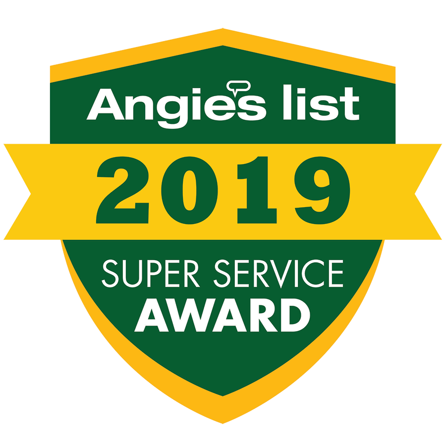 2019 Angies List Service Award